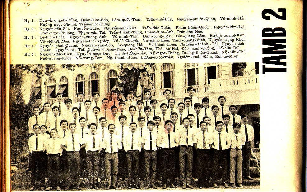 Year 10B2 Class 1969