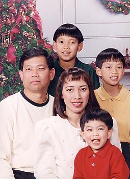 Trang Viet Family